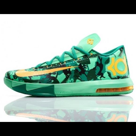 98269530e491 Men s Nike KD 6 VI Easter Rabbit Camo. M 5aa92a2b00450f062ac15db0